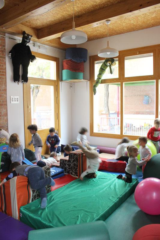 Arquitectura de escuelas infantiles
