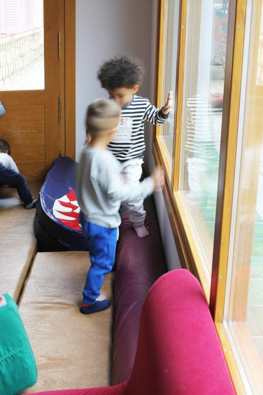 Arquitectura de espacios infantiles