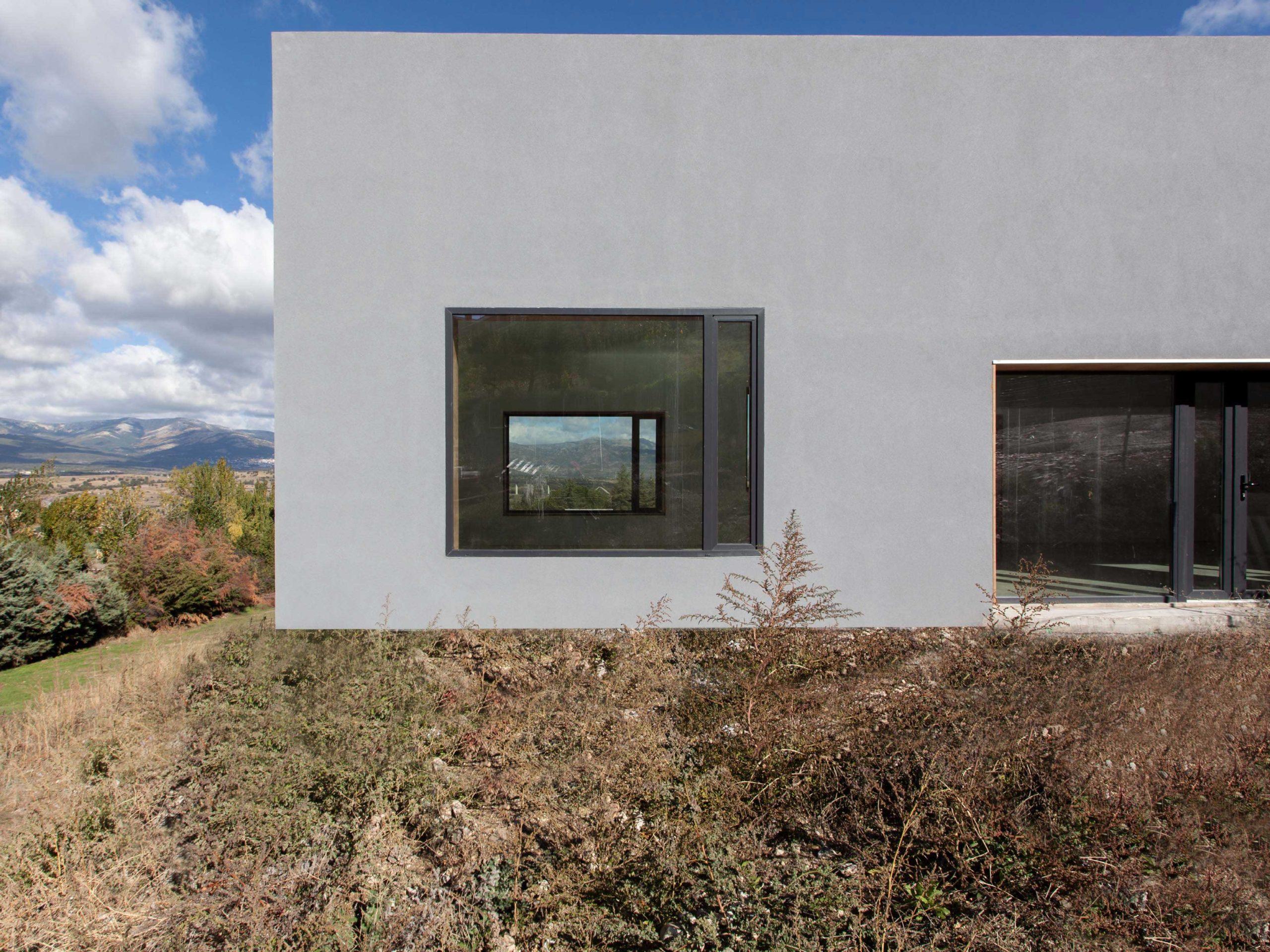 Arquitectura vivienda unifamiliar Soto
