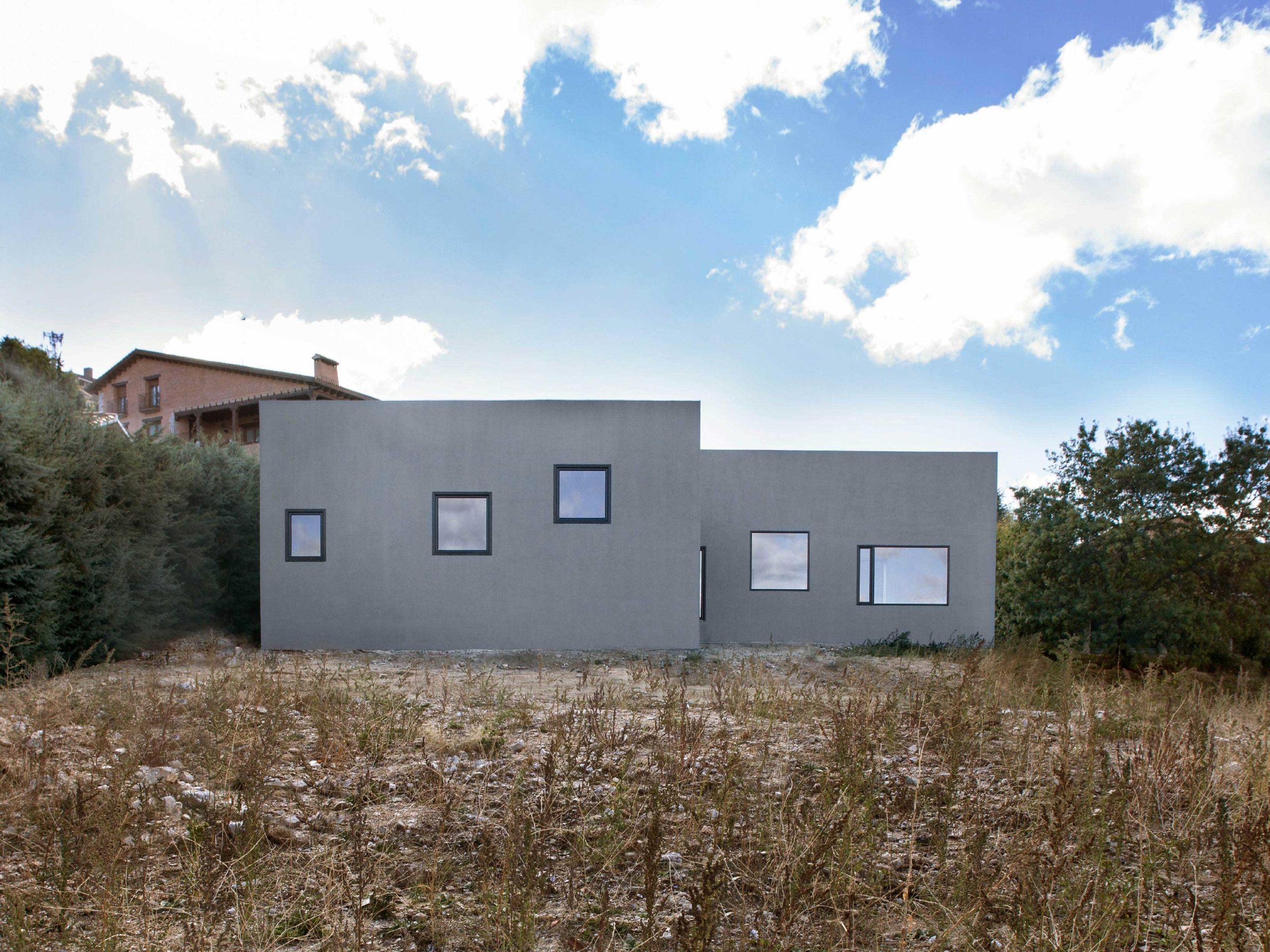 Arquitectura Vivienda unifamiliar Sierra de Madrid
