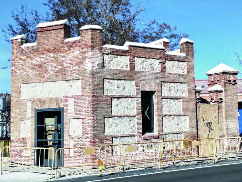 Intervención en el patrimonio arquitectónico