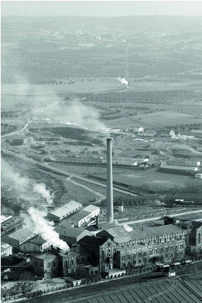 Rehabilitación de antigua fábrica de la Azucarera