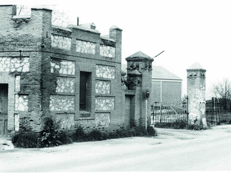 Restauración de antigua fábrica de la Azucarera