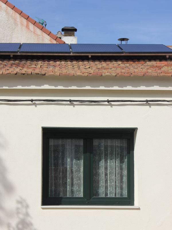 Rehabilitación energética de vivienda.