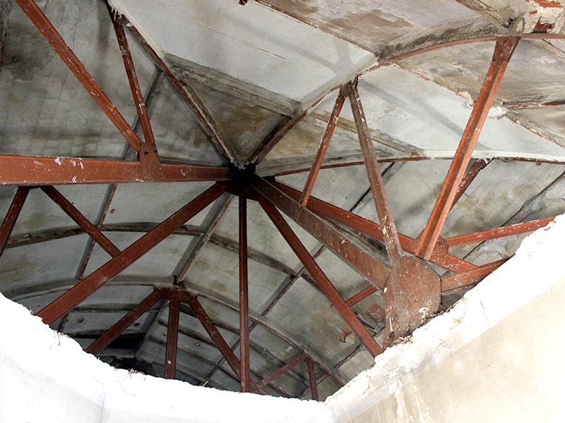 Reparación estructural en patrimonio
