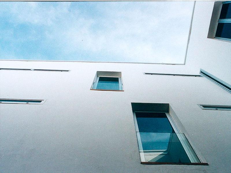 Bloque de vivienda colectiva