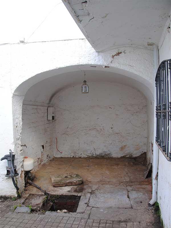 Rehabilitación de casa tradicional en Zafra