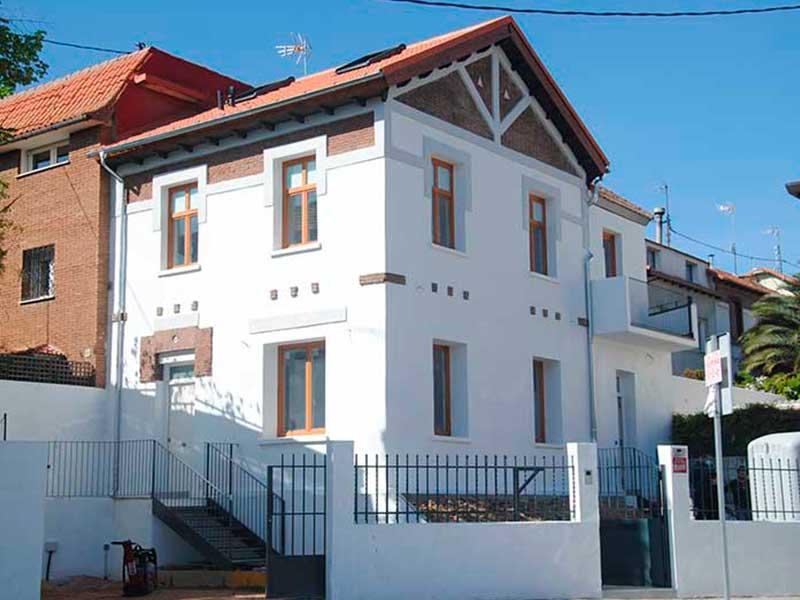 Rehabilitación de casa antigua en colonia histórica