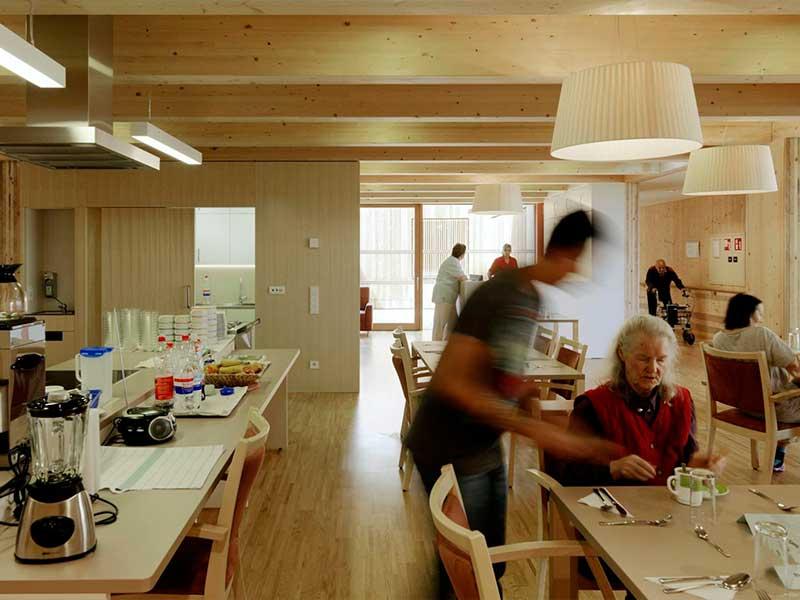 Cohousing Cocina comunitaria