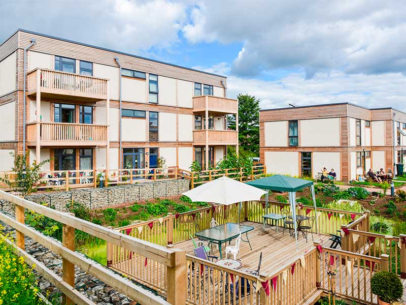 Cohousing ecológico