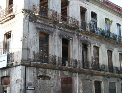 Los Reciclajes de Montevideo para Cooperativas de Vivienda