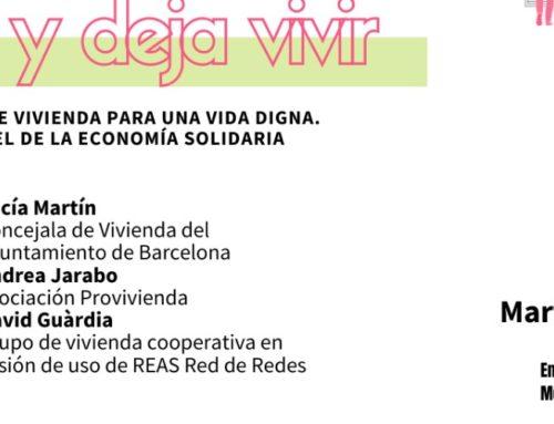Vivienda y economía social y solidaria