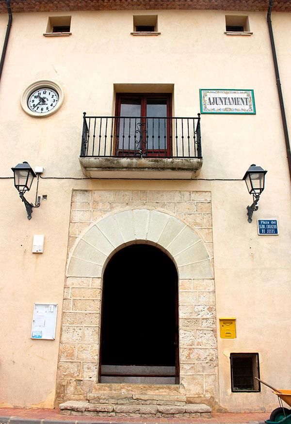 Mejora Eficiencia Energética Ayuntamiento Benifallim
