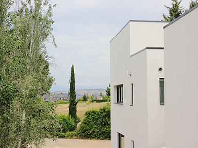 Casa sostenible en Las Rozas